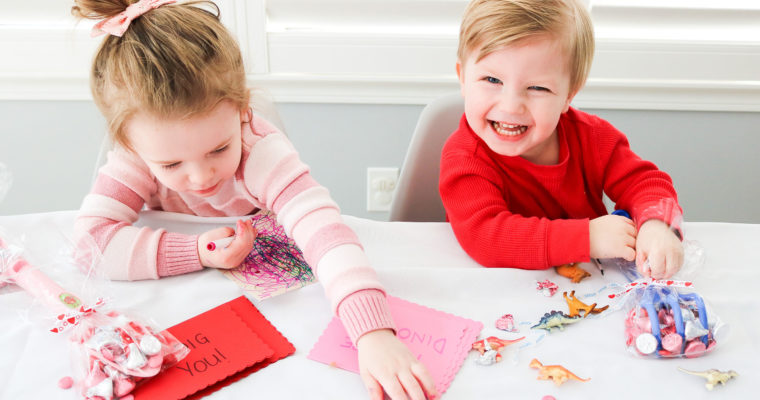 DIY Valentine's Cards for Kids