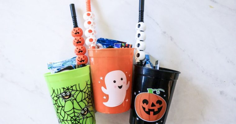 Trick or Treat Bags for under $12