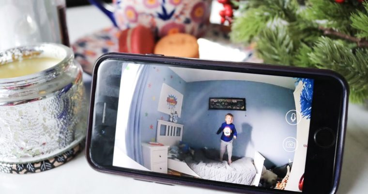 Safety 1st HD Wifi Video Baby Monitor