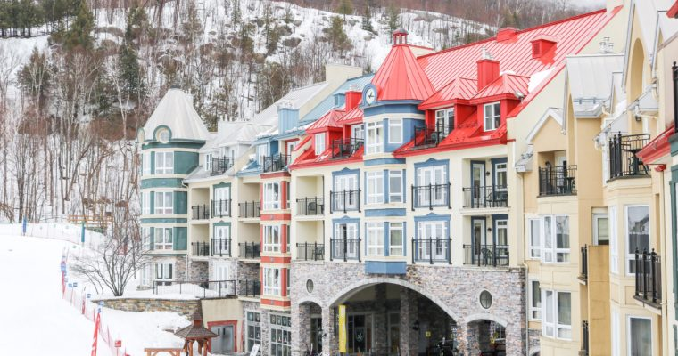 Our Mont Tremblant Travel Diary