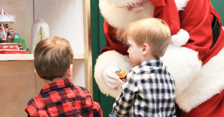 A Very Special Santa Experience