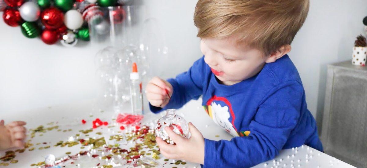 A Sparkly DIY Gift Idea for Holidays 2018